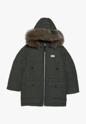 JACKET - Winter coat - dark green