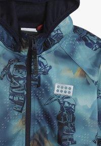 LEGO Wear - JACKET - Lehká bunda - light blue - 5