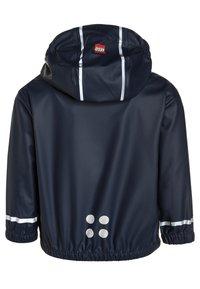 LEGO Wear - DUPLO JUSTICE - Waterproof jacket - dark navy - 1