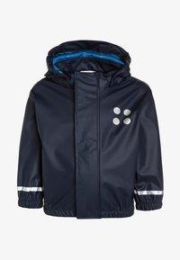 LEGO Wear - DUPLO JUSTICE - Waterproof jacket - dark navy - 0