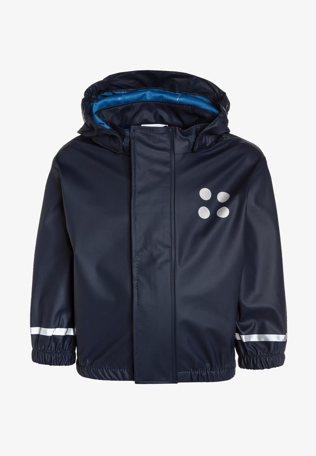 DUPLO JUSTICE - Veste imperméable - dark navy
