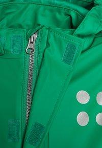 LEGO Wear - DUPLO JUSTICE - Waterproof jacket - light green - 3