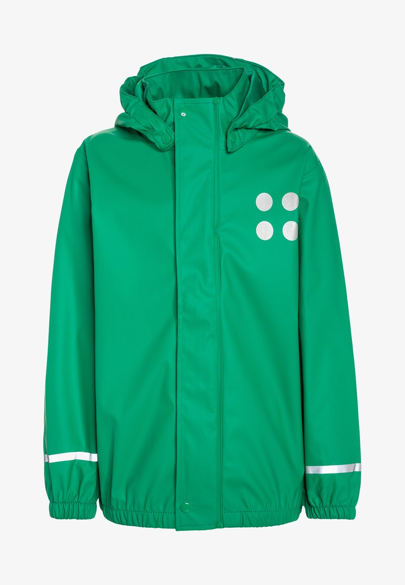 LEGO Wear - JONATHAN - Waterproof jacket - light green