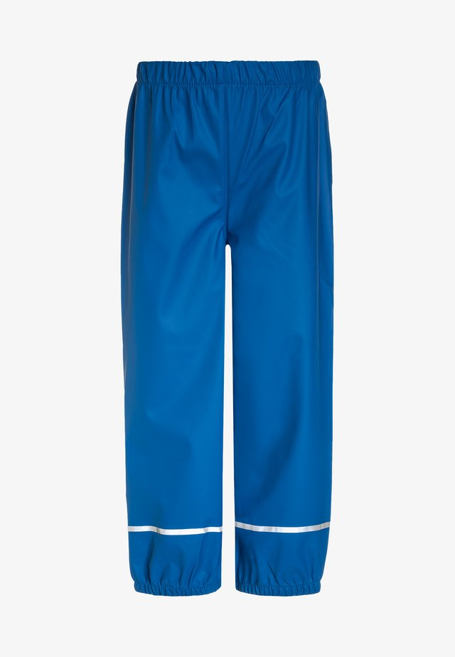 PUCK - Rain trousers - blue
