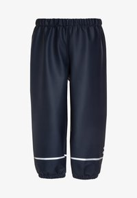 LEGO Wear - PUCK - Pantaloni impermeabili - dark navy - 0