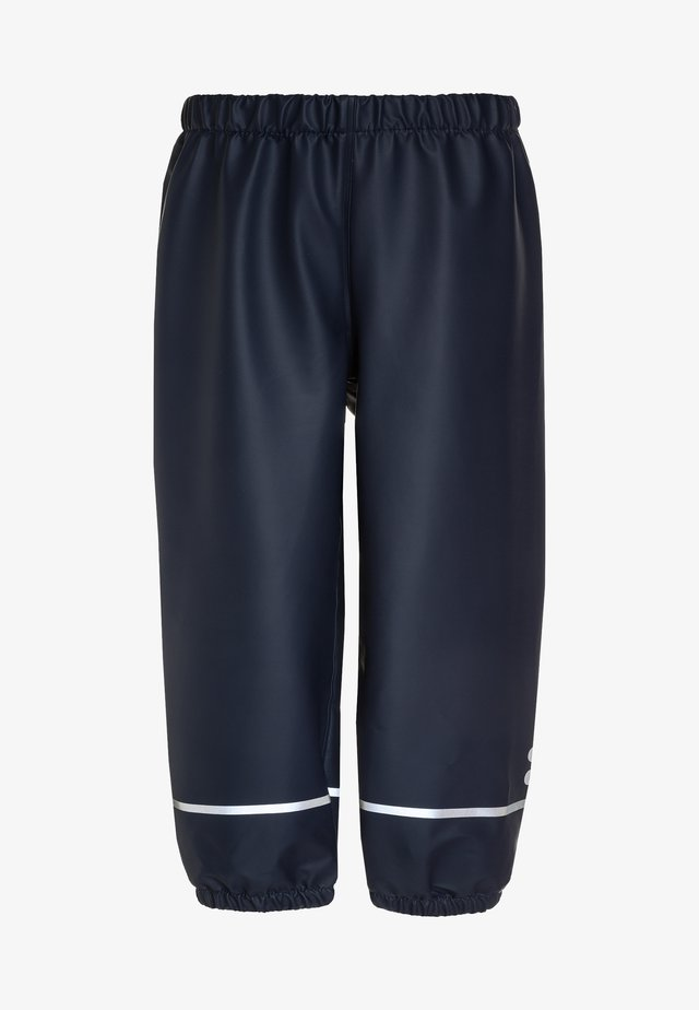 PUCK - Rain trousers - dark navy