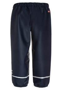 LEGO Wear - PUCK - Pantaloni impermeabili - dark navy - 1