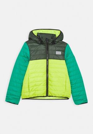 JOSHUA JACKET UNISEX - Winter jacket - light green