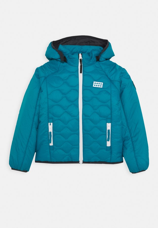 JIPE 601 JACKET - Winter jacket - dark turquoise