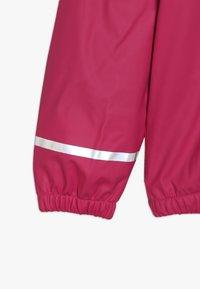 LEGO Wear - JORDAN RAIN JACKET - Waterproof jacket - pink - 3