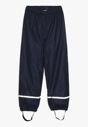 PLATON RAIN PANTS - Rain trousers - dark navy