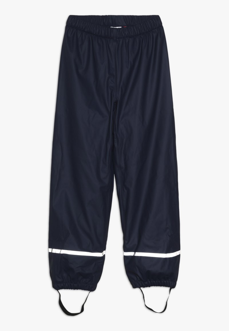 LEGO Wear - PLATON RAIN PANTS - Trousers - dark navy