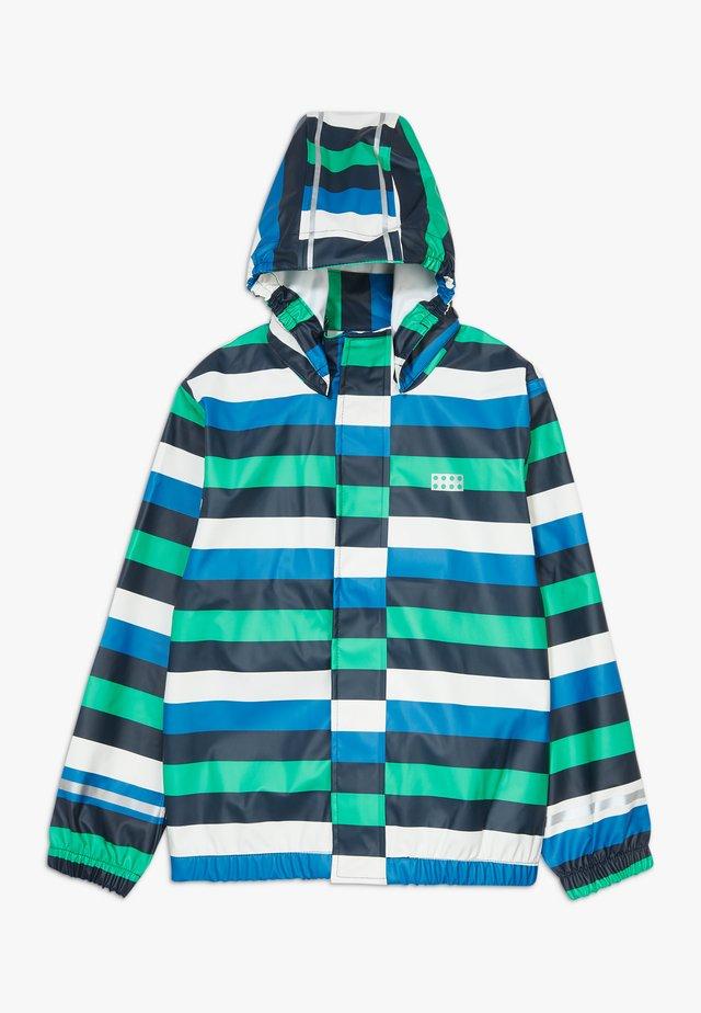 LWJOSHUA  - Waterproof jacket - dark navy