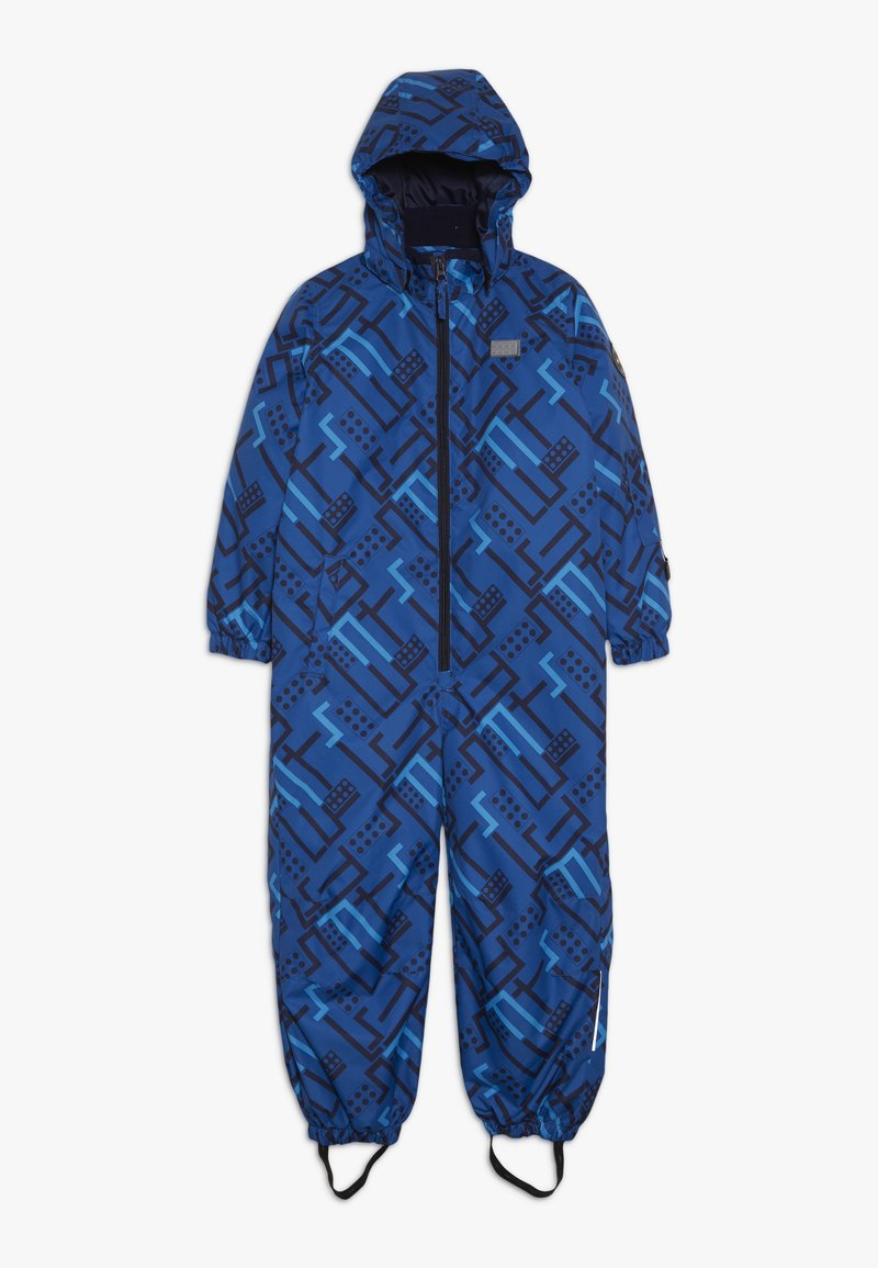 LEGO Wear - SNOWSUIT - Talvihaalari - blue