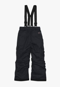 LEGO Wear - SKI PANTS - Pantalón de nieve - dark grey - 1