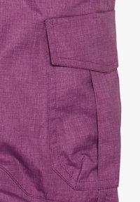 LEGO Wear - SKI PANTS - Zimní kalhoty - light purple - 4