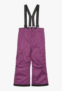 LEGO Wear - SKI PANTS - Zimní kalhoty - light purple - 0