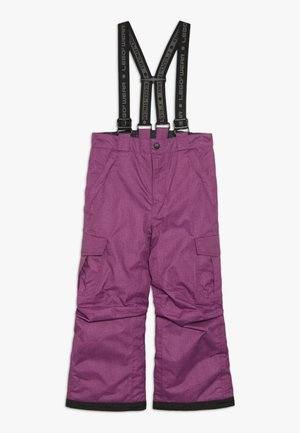 SKI PANTS - Pantaloni da neve - light purple