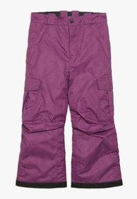 LEGO Wear - SKI PANTS - Zimní kalhoty - light purple - 2