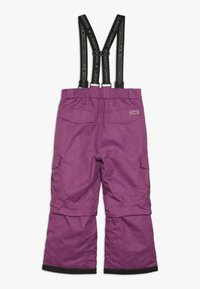 LEGO Wear - SKI PANTS - Zimní kalhoty - light purple - 1