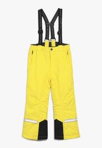 LEGO Wear - PLATON 709 SKI PANTS - Täckbyxor - yellow - 0