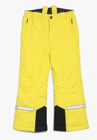 LEGO Wear - PLATON 709 SKI PANTS - Täckbyxor - yellow - 2