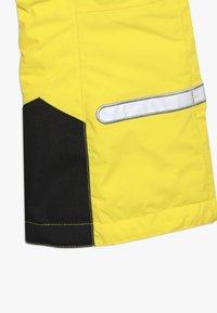 LEGO Wear - PLATON 709 SKI PANTS - Snow pants - yellow - 3