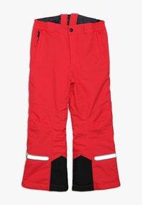 LEGO Wear - PLATON 709 SKI PANTS - Snow pants - red - 2