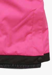 LEGO Wear - PLATON 725 SKI PANTS - Snow pants - dark pink - 4