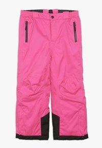 LEGO Wear - PLATON 725 SKI PANTS - Snow pants - dark pink - 2