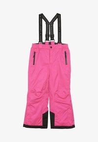 LEGO Wear - PLATON 725 SKI PANTS - Snow pants - dark pink - 5