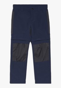 LEGO Wear - WEATHER PANTS - Pantalons outdoor - dark navy - 0