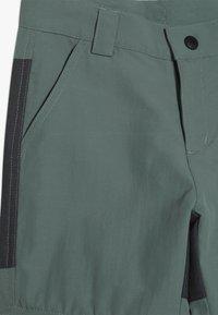 LEGO Wear - WEATHER PANTS - Outdoorové kalhoty - dark green - 5
