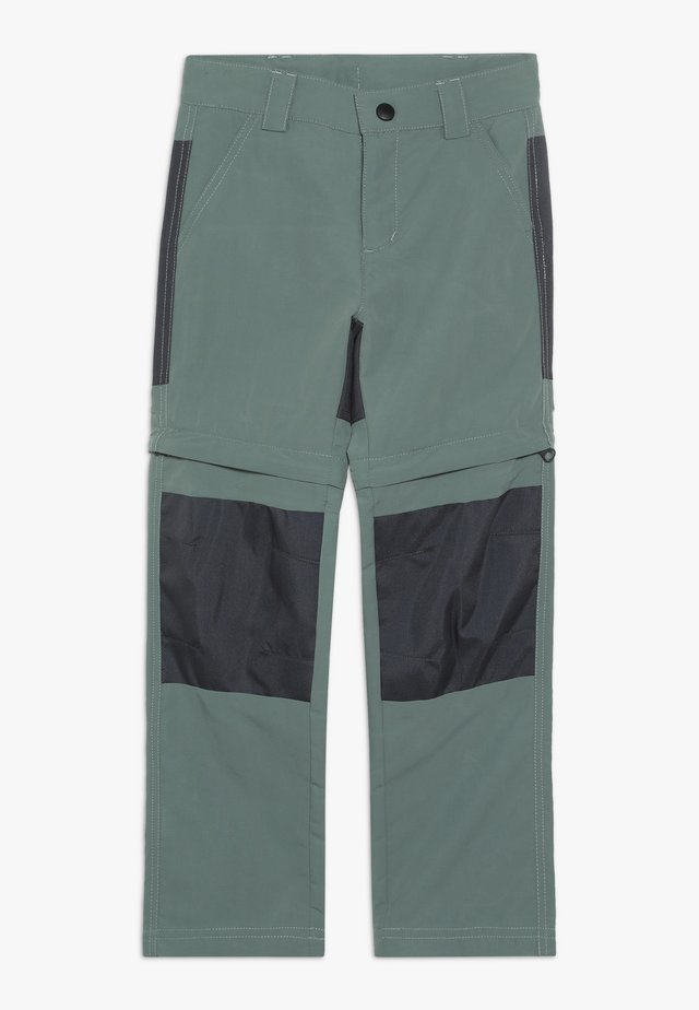 WEATHER PANTS - Friluftsbukser - dark green