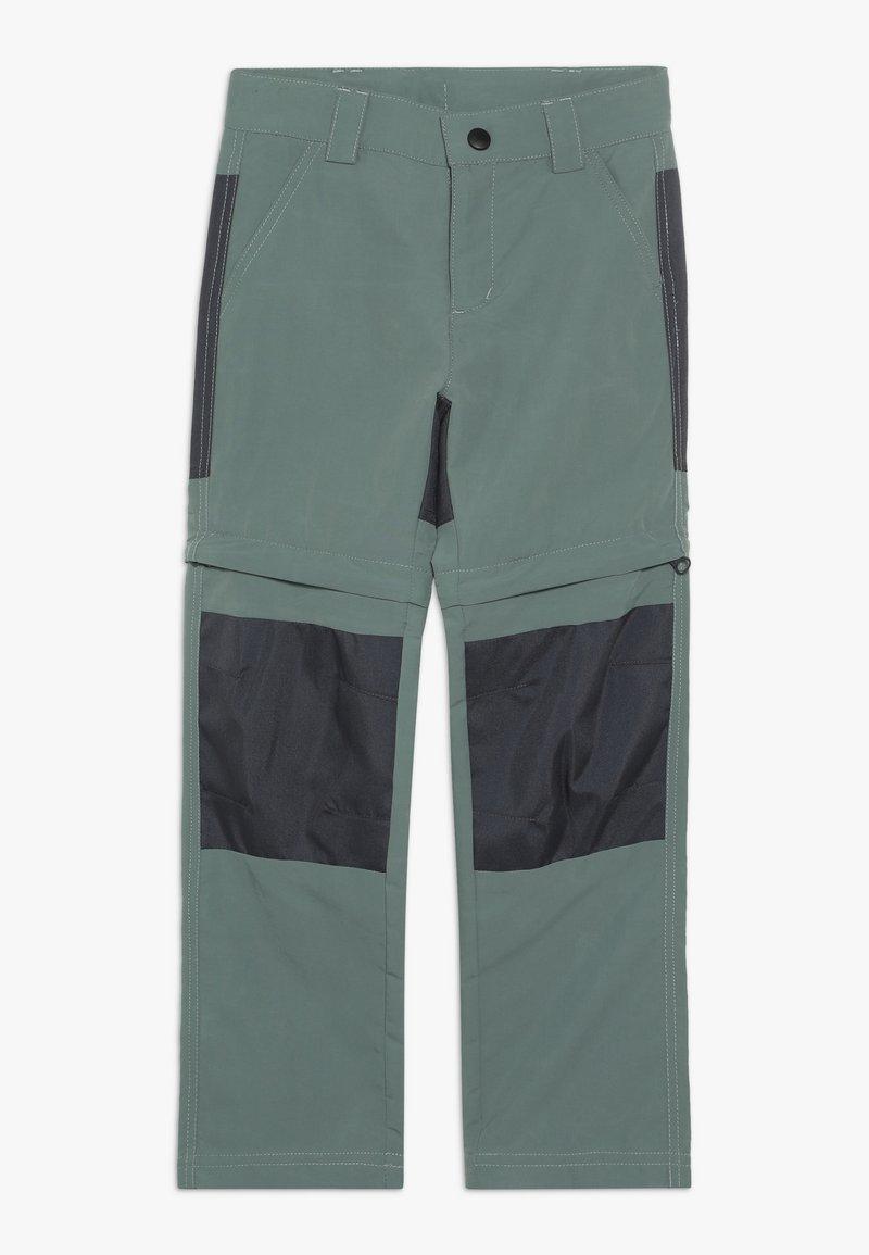 LEGO Wear - WEATHER PANTS - Outdoorové kalhoty - dark green