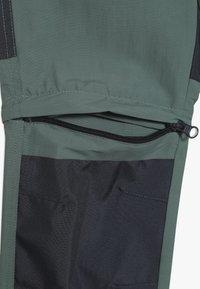 LEGO Wear - WEATHER PANTS - Outdoorové kalhoty - dark green - 2