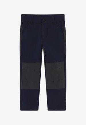 WEATHER PANTS - Trousers - dark navy