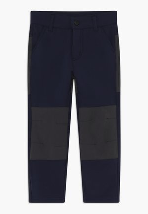 WEATHER PANTS - Trousers - dark navy