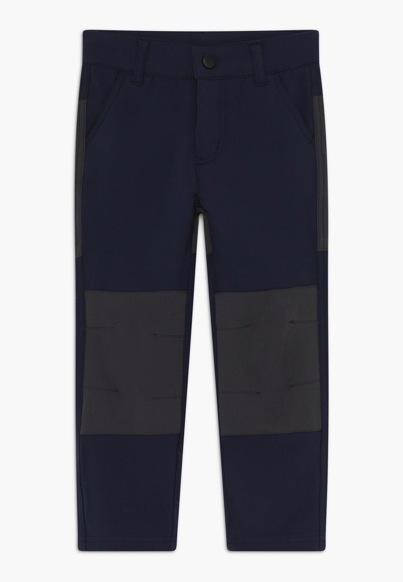 LEGO Wear - WEATHER PANTS - Kalhoty - dark navy