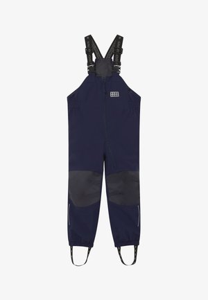 ALL WEATHER PANTS - Długie spodnie trekkingowe - dark navy