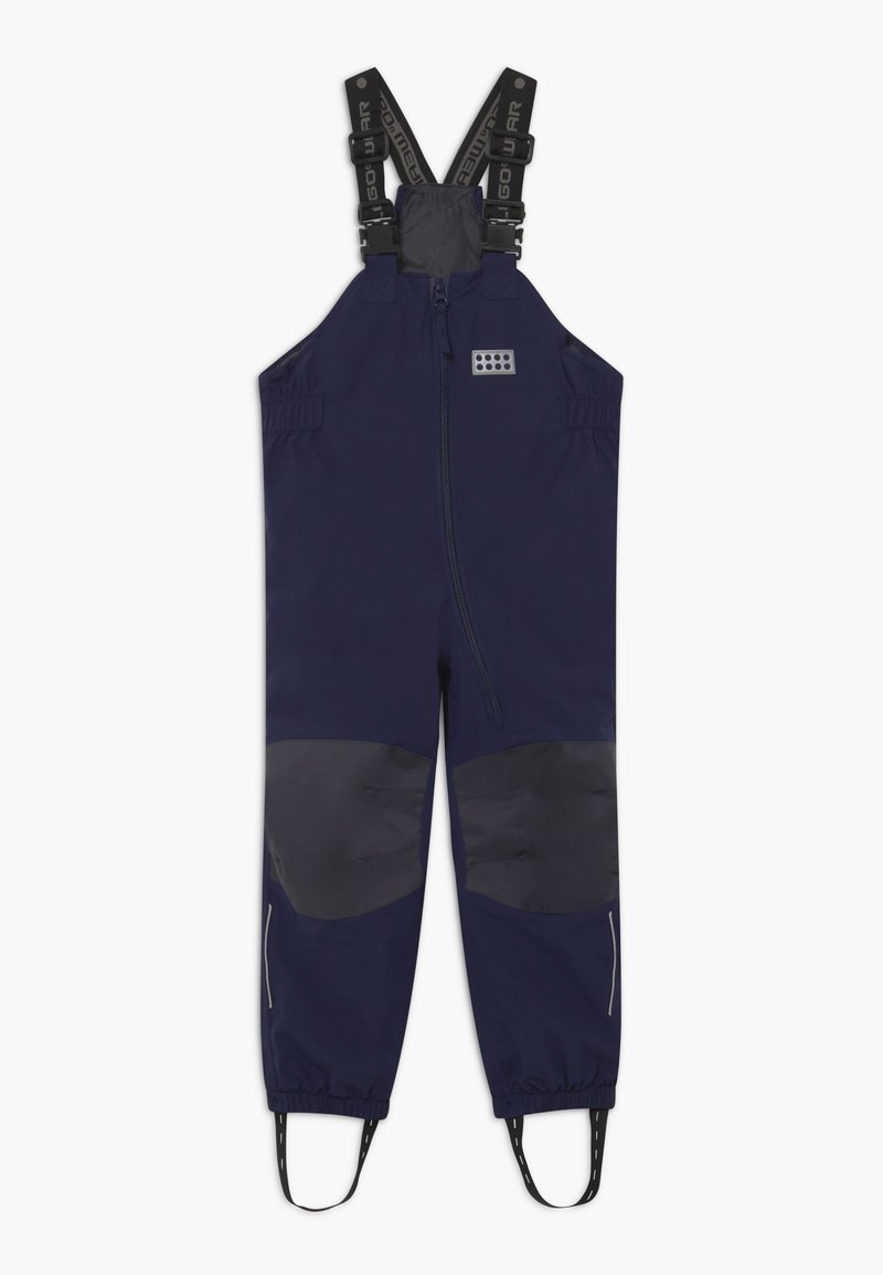 LEGO Wear - ALL WEATHER PANTS - Pantaloni impermeabili - dark navy