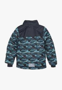 LEGO Wear - JORDAN JACKET - Lyžařská bunda - dark turquise - 2