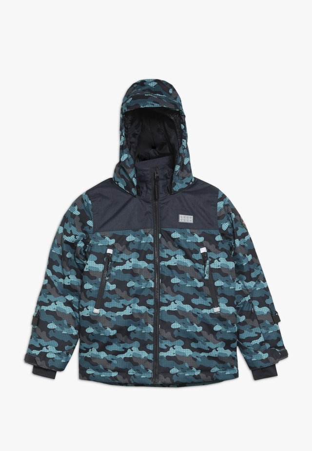 JORDAN JACKET - Ski jacket - dark turquise