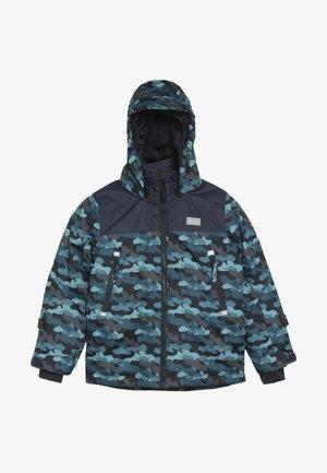 JORDAN JACKET - Lyžařská bunda - dark turquise