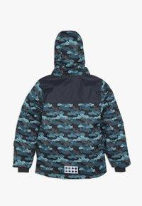 LEGO Wear - JORDAN JACKET - Lyžařská bunda - dark turquise - 1