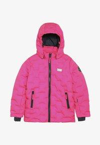 LEGO Wear - JORDAN JACKET - Ski jacket - dark pink - 6