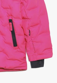 LEGO Wear - JORDAN JACKET - Ski jacket - dark pink - 4