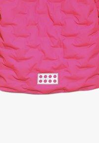 LEGO Wear - JORDAN JACKET - Ski jacket - dark pink - 3