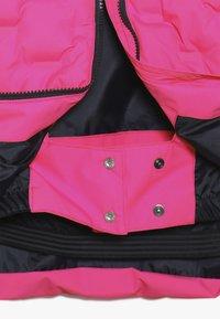 LEGO Wear - JORDAN JACKET - Ski jacket - dark pink - 5
