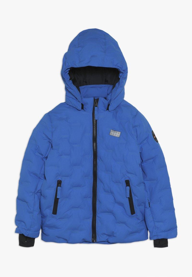 LEGO Wear - JORDAN JACKET - Kurtka narciarska - blue